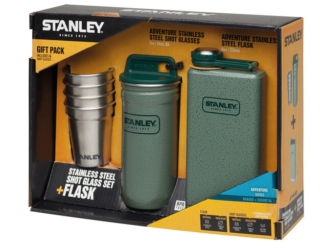 Stanley Adventure Steel Spirits Gift-Set green